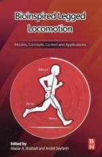Bio inspired legged locomotion